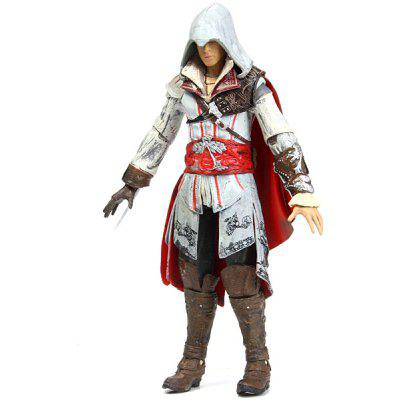 18cm Assassins Creed Generation 1 Ezio Auditore Da Firenze Figure