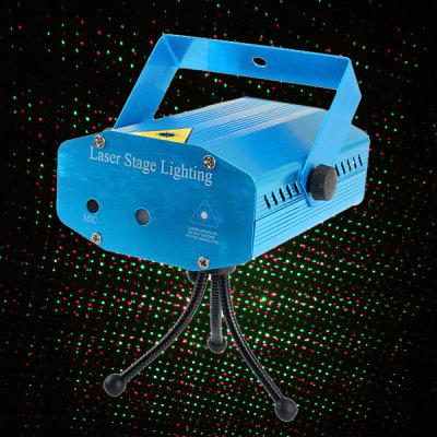 12 Patterns Mini Laser Projector