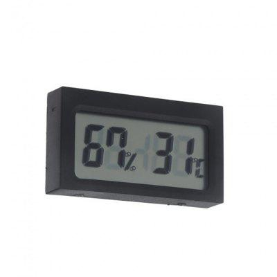 Tragbare Digital LCD Feuchtigkeitsthermometer Hygrometer Celsius Degree Display