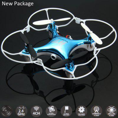 HT F803C Cool 2.4GHz RC Headless Mode Quadcopter 4CH 6 Axis Gyro 360 Degree Flying Lighting Mini UFO with 1.0MP HD Camera