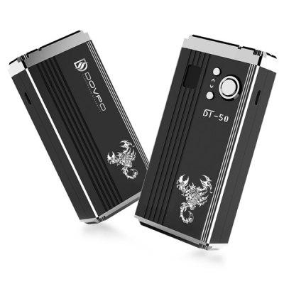 1PC DOVPO DT  -  50 50W Variable Wattage APV Box Mod (4000mAh)