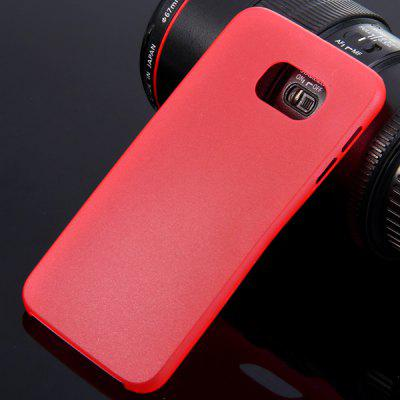 Ultrathin Transparent TPU Material Frosted Back Cover Case for Samsung Galaxy S6 G9200