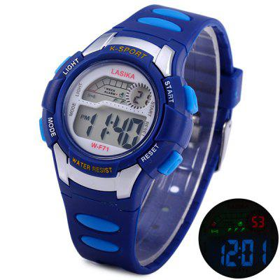 Lasika K-sport F71 LED Watch