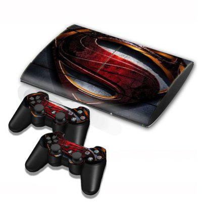 Cover Skin Stickers For Ps3 Game Console And Controllers With