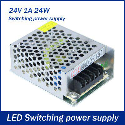 24V 1A 24W Switching Power Supply Adapter for LED Ribbon Light