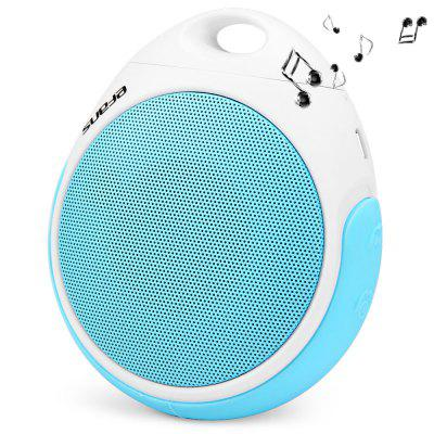 Efans E400 Bluetooth Wireless TF Card Outdoor Stereo Speaker