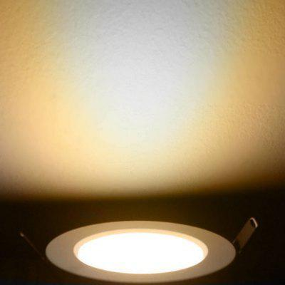 YouOKLight 3W 3000K 280Lm 3 LEDs Soft White LED Ceiling Lamp (AC 85  -  265V)