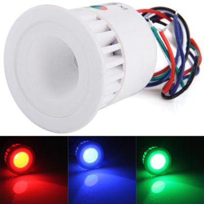 YouOKLight DMX RGB50D 100LM 3W 5 PINs RGB LED Light