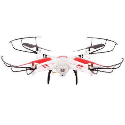 WLtoys V686J Headless Mode 2.4G 4CH RC Quadcopter with 720p HD 2.0MP Camera 3D Flip 6 Axis Gyro UFO
