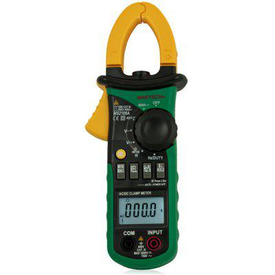 MASTECH MS2108A Digital Clamp Meter Inrush Current 4000 Counts Data Holding