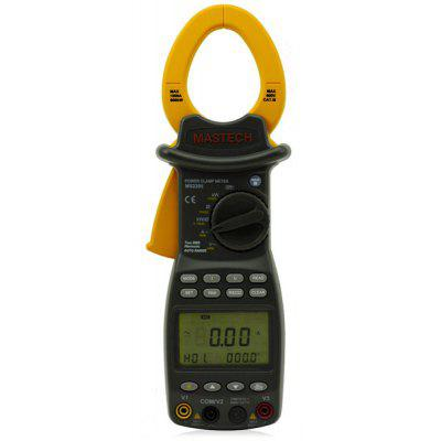 MASTECH MS2205 3 Phase Harmonic Power Clamp Meter True RMS Digital Power Factor Correction