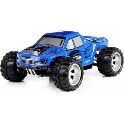 Wltoys A979 1/18 Scale Realistic 4WD 2.4GHz RC Truck Racing 50KMH High Speed Car Model- BLUE