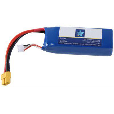 11.1V 2700mAh Li  -  polymer Battery for Cheerson CX  -  20 RC Quadcopter Aeromodelling Spare Parts
