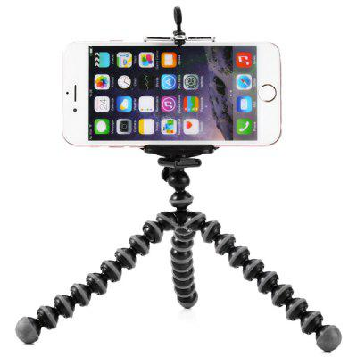 Mini Octopus Style Mobile Phone Stand Flexible Tripod