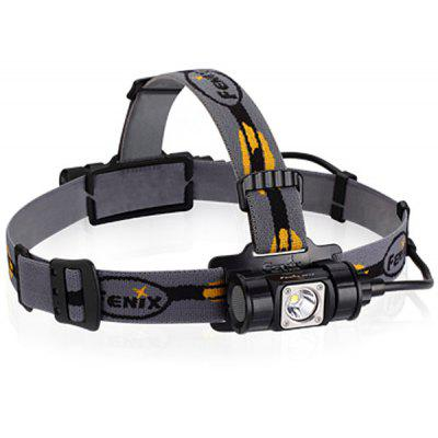 Fenix HP12 900LM Cree XM L2 5 Modes Waterproof LED Headlamp