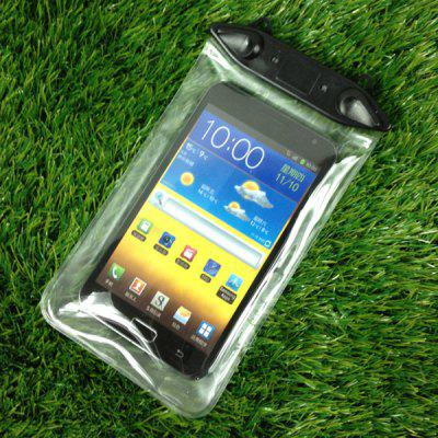 Tteoobl Sports 4  -  5.7 inch Phone Bag 20m Water Resistant Arm Pack Diving Drift Hiking Supplies