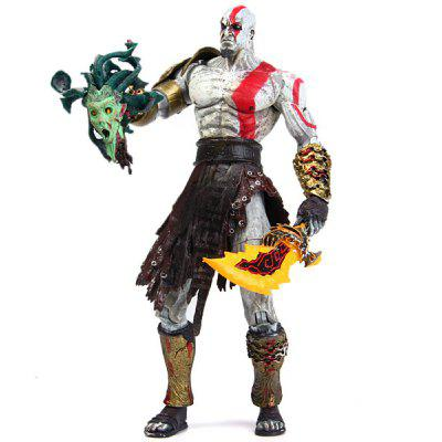 19cm God of War Kratos Model