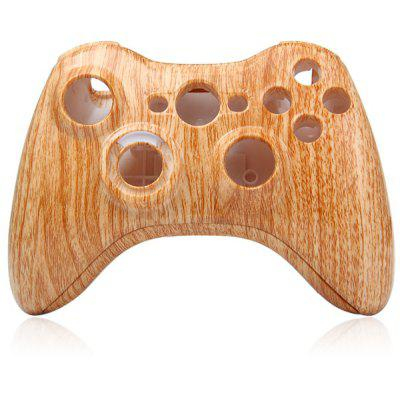 Scrawl Wooden Style Case for XBOX 360 Wireless Game Joypad