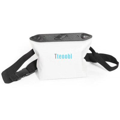 Tteoobl T020B Phone Coin Waist Bag 20m Water Resistant Pack Pocket Diving Drift Hiking Supplies
