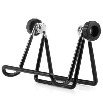 ANDE Metal Phone Tablet Stand Bracket of AdjustableStands &amp; Holders<br>ANDE Metal Phone Tablet Stand Bracket of Adjustable<br><br>Brand: ANDE<br>Color: Black<br>Main Function: Adjustable, Stand<br>Mainly Compatible with: Universal<br>Package Contents: 1 x Stand<br>Package size (L x W x H): 14.00 x 9.00 x 3.00 cm / 5.51 x 3.54 x 1.18 inches<br>Package weight: 0.1100 kg<br>Product size (L x W x H): 11.00 x 8.30 x 3.00 cm / 4.33 x 3.27 x 1.18 inches<br>Product weight: 0.0780 kg<br>Type: Stand