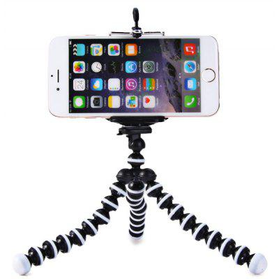 Gearbest Mini Octopus Style Mobile Phone Stand Flexible Tripod