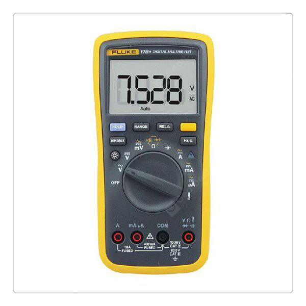Fluke Capacitor Meter : Fluke b high performance digital meter dmm electrical