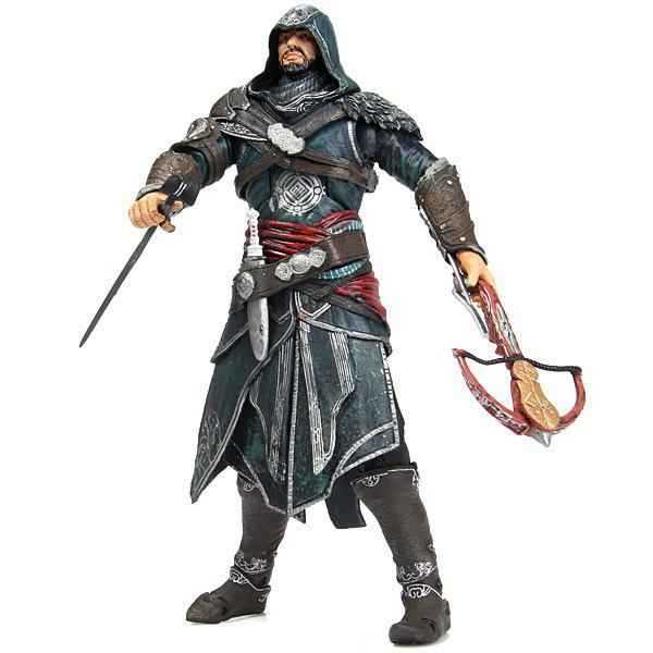 18cm Assassins Creed Series 2 Ezio Auditore Da Firenze ...