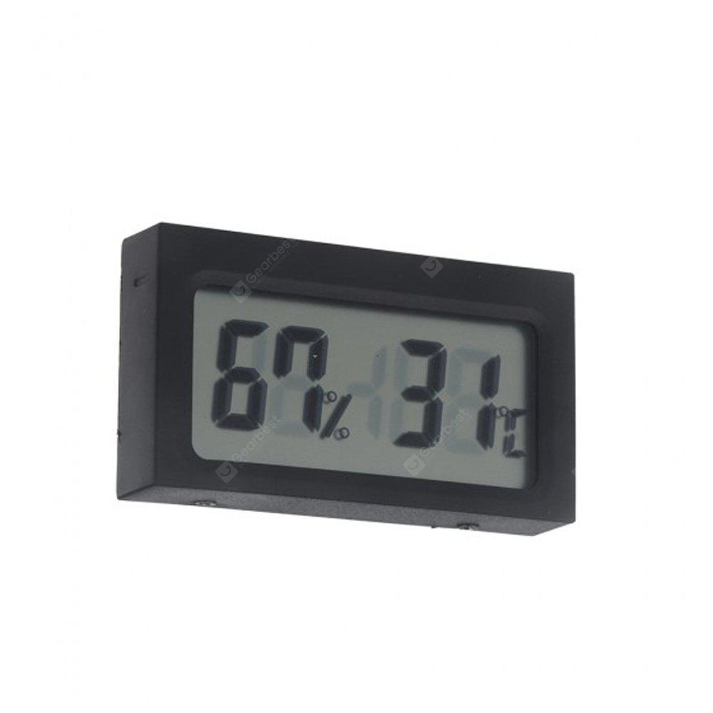 Portable Digital LCD Humidity Thermometer Hygrometer Centrigrade Degree Display