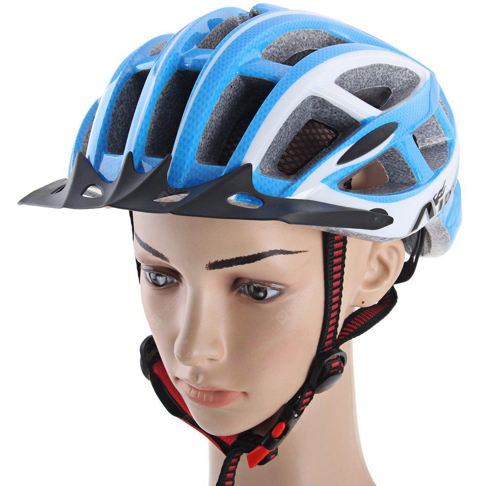 Aidy V100 Cool Bicycle Helmet Unibody Integrated Cycling