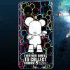 Cool Little Mouse Style ABS and Plastic Material Protective Case for MeiZu Mx4 Pro - LITTLE BEAR