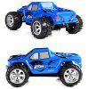 Wltoys A979 1/18 Scale Realistic 4WD 2.4GHz RC Truck Racing 50KMH High Speed Car Model - BLUE