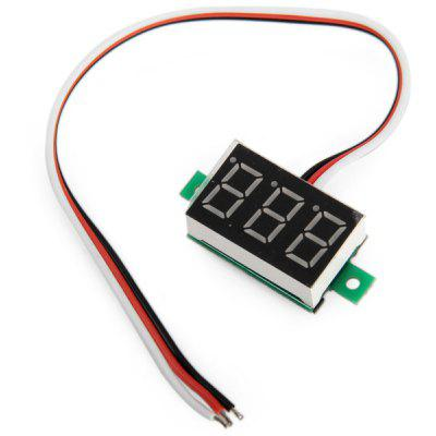 Image result for 0.39 inch voltmeter