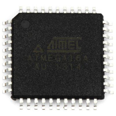 ATMega16A - AU AVR Microcontroller TQFP - 44 for DIY Lovers