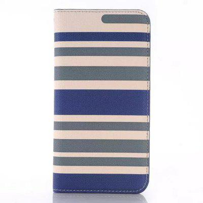 PU and PC Material Contrast Color Phone Protective Cover Case for Samsung Galaxy S6 G9200