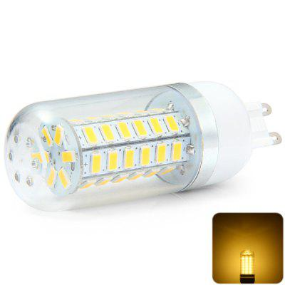 530Lm G9 4W SMD  -  5730 48 LEDs Dimmable Soft White Light LED Corn Bulb