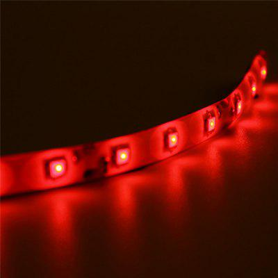 2Pcs 20cm Length Red Light Bar Water Resistance LED Strip for RC Multi - rotor Models