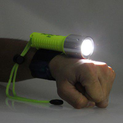 CREE XML T6 Underwater Shoot LED Camping Flashlight
