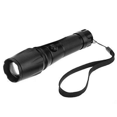 UltraFire Cree XML T6 Zooming 18650 LED Flashlight