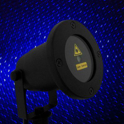 WP  -  001B  -  1 450nm Laser Projector Light Blue Laser Garden Landscape Light