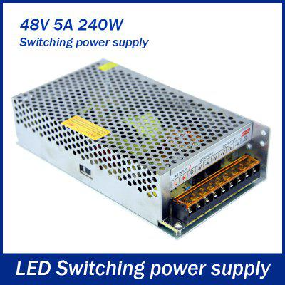 DC 48V 5A 240W Switching Power Supply Driver for LED Strip Light ( AC 110V / 220V )