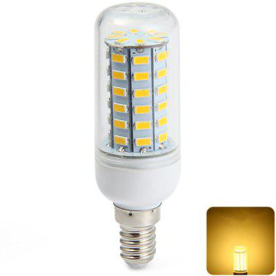 Sencart 2200Lm E14 11W SMD 5730 56 LEDs Warm White Light Corn Bulb