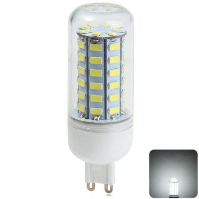 Sencart G9 8W 40 x SMD  -  5730 1200LM 6000  -  6500K LED Corn Light 220  -  240V