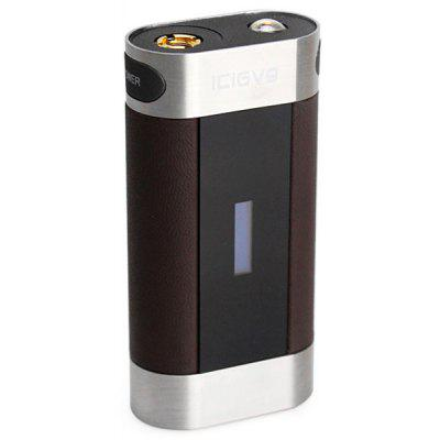 ICIG V9+ 5  -  50W Variable Wattage OLED 510 Thread Box Mod