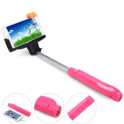 TUOPODA Z10 Wireless Ultrasonic Selfie Monopod Phone Camera Shutter