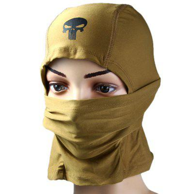 Breathable Kids Skiing Hat Fishing Hoods Mask Head Cap for Winter Climbing Outdoor Activities