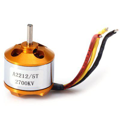 A2212 5T KV2700 Brushless Outrunner Motor for RC Aircraft