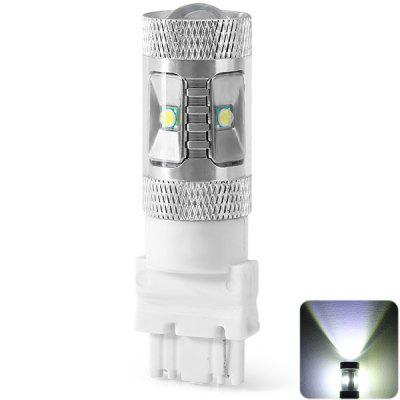 3156 30W 1000lm White Light 6 CREE LEDs Car Head Light