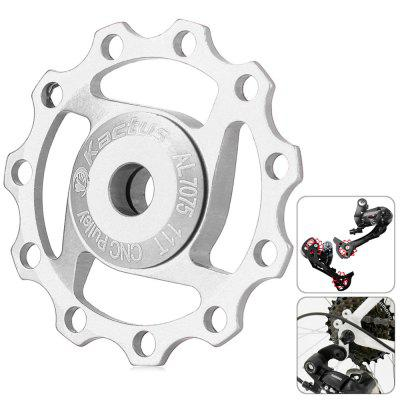 Kactus A04 CNC 11T Jockey Wheel Rear Derailleur Pulley with Alluminum Alloy Material for SHIMANO SRAM / 7 / 8 / 9 / 10 Speed