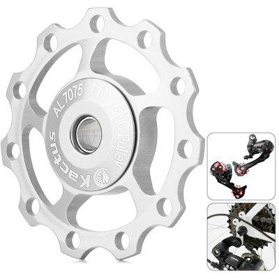Kactus CNC 11T Wheel Rear Derailleur Pulley Alluminum Alloy Bicycle Parts for SHIMANO SRAM / 7 / 8 / 9 / 10 Speed