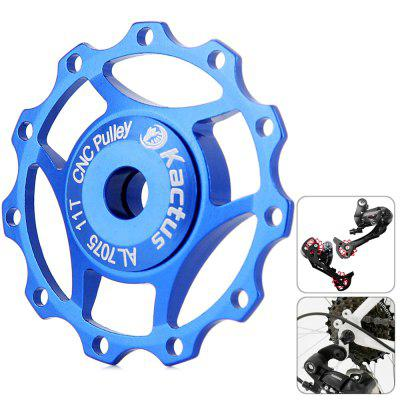 Kactus A10 CNC 11T Wheel Rear Derailleur Pulley with Alluminum Alloy Material for SHIMANO SRAM / 7 / 8 / 9 / 10 Speed